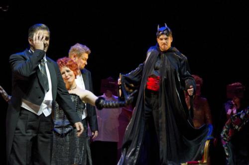"Als Ida in ""Die Fledermaus"" am Staatstheater Nürnberg"